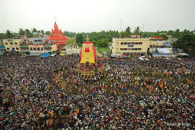 Jagannath Temple,  Rath Yatra 2015