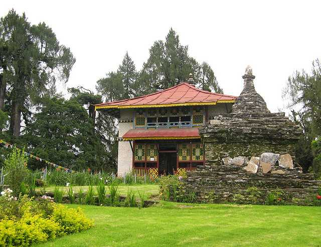 Dubdi - Oldest Monastery in Sikkim (Source)