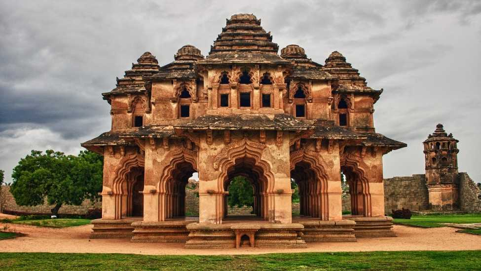 Hampi, tourist places to visit in South India