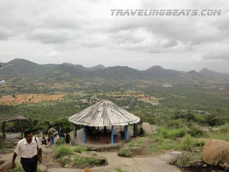 Siddara Betta, Tourist places in South India