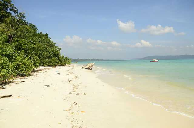 Havelock Beach, Andaman, Places to visit in August in India