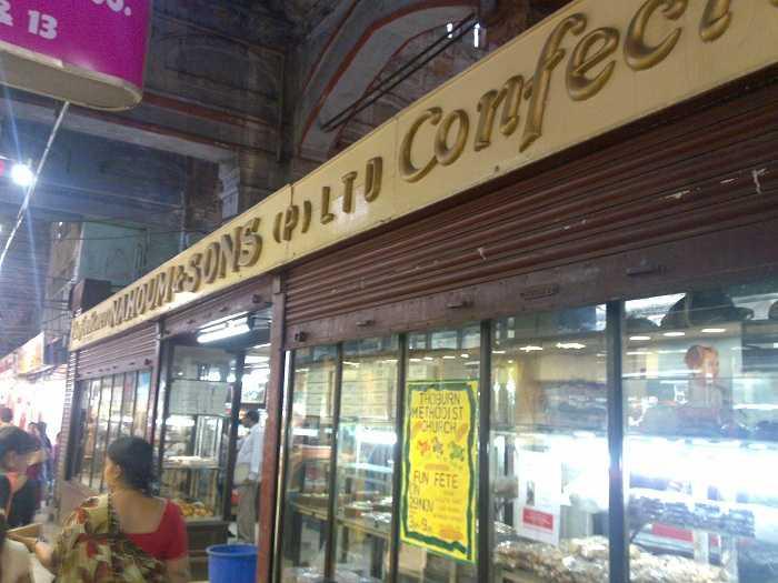 Nahoum's, Kolkata Street Food