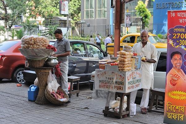 Camac Street, Kolkata Street Food