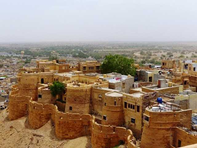 Sonar Quila - Jaisalmer