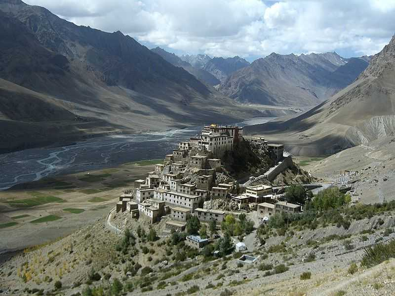 Spiti, Places to visit in August in India