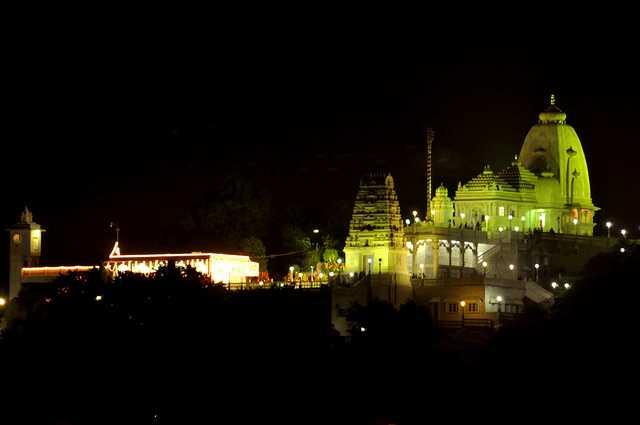 Birla Temple, Religious place in Hyderabad