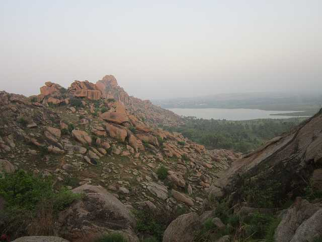 Kunti Betta, places to visit in monsson around Bangalore