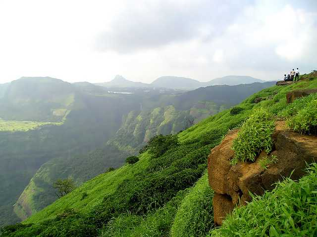 Lonavla: weekend getaway near Mumbai in monsoons