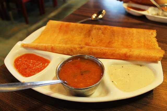 Masala Dosa, Bangalore Street Food