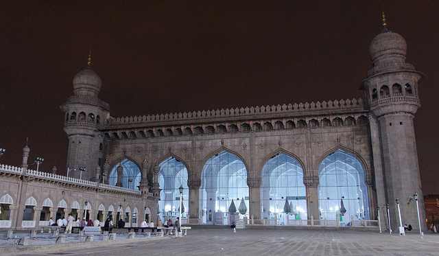 Mecca Masjid, Places to visit in Hyderabad