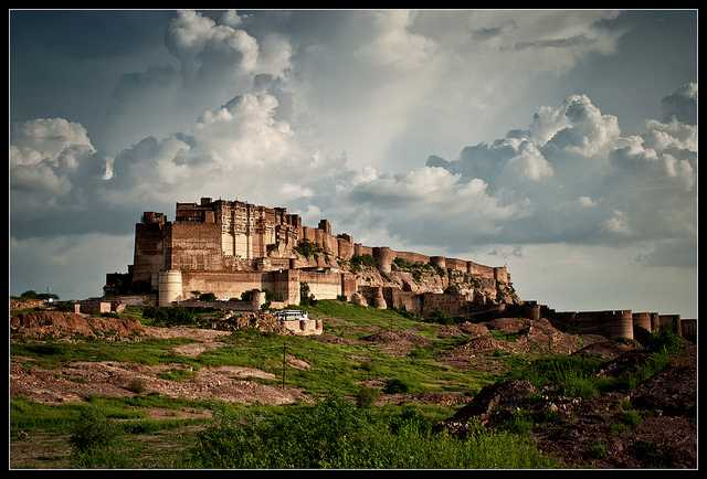 Mehrangarh Fort, Jodhpur, short trips near delhi