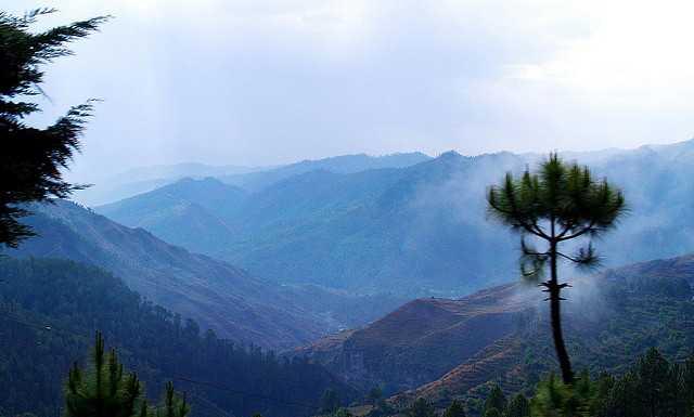 Munsiyari, places to visit near delhi in monsoon