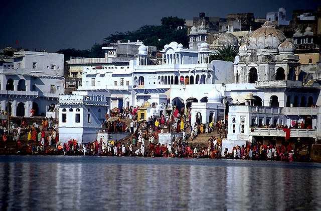 Pushkar Lake, short trips around Delhi