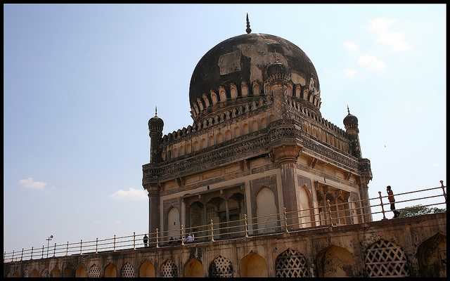 Qutub Shahi Tombs, Places to visit in Hyderabad