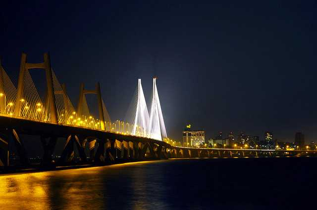 Worli Sea Link, fun places with friends in mumbai