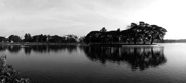 Ulsoor Lake, One day sightseeing in Bangalore