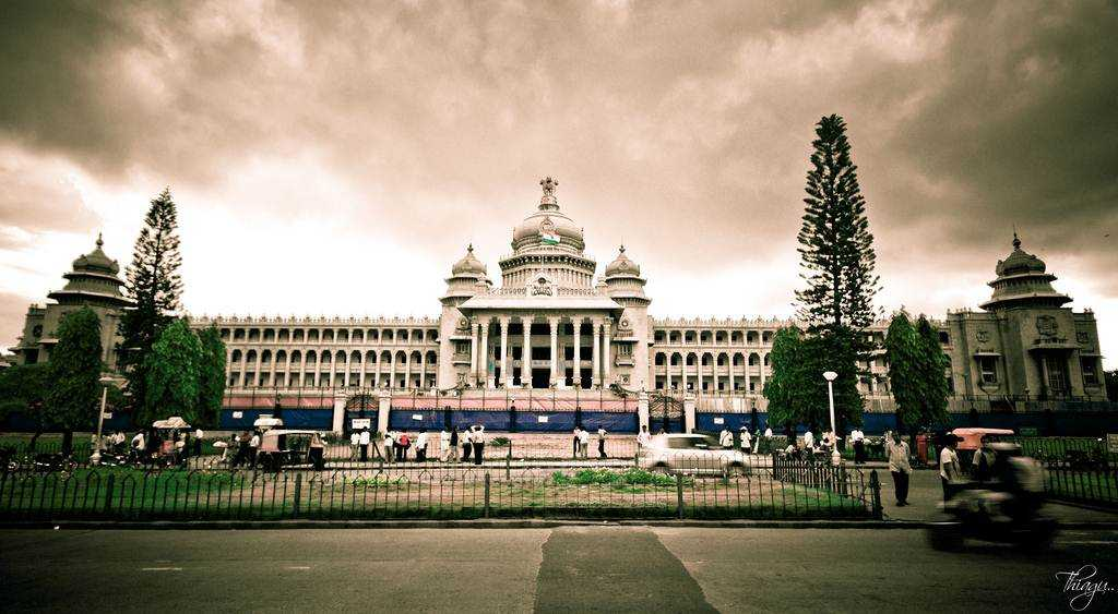 Vidhana Soudha, One day sightseeing in Bangalore