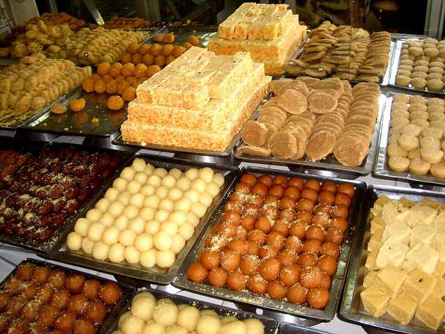 Bengali Sweets, Kolkata Street Food