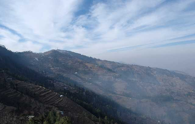 Fagu, Himachal Pradesh, places to visit near delhi in monsoon