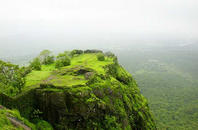 Hill Forts, Places to visit near Mumbai in monsoon