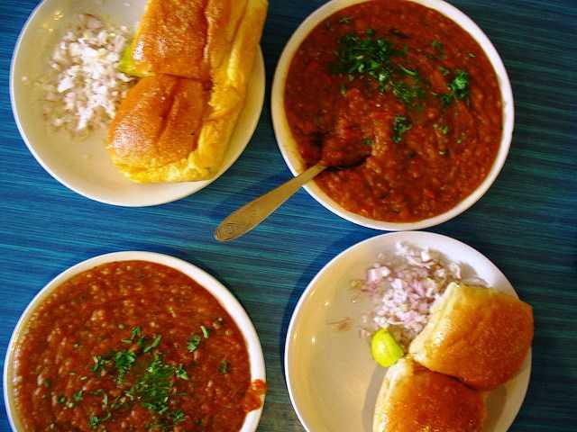 Pav Bhaji, Bangalore Street Food