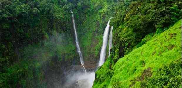 15 Places with Waterfalls near Mumbai
