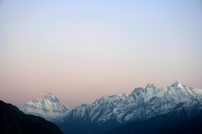 Auli, Places to visit in December in India