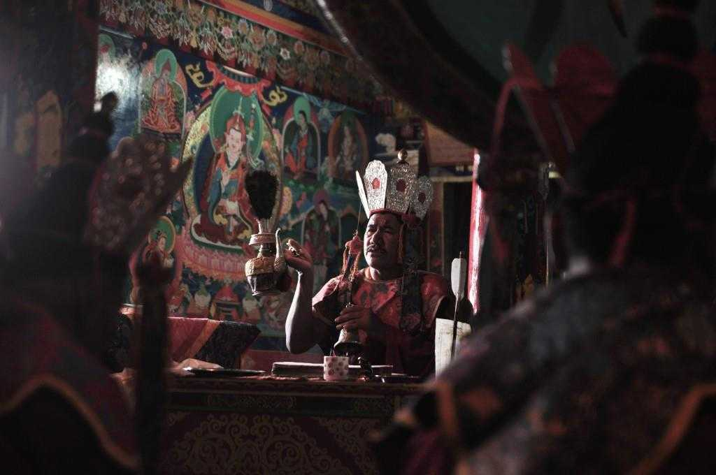 Phyang Monastery Leh Ladakh