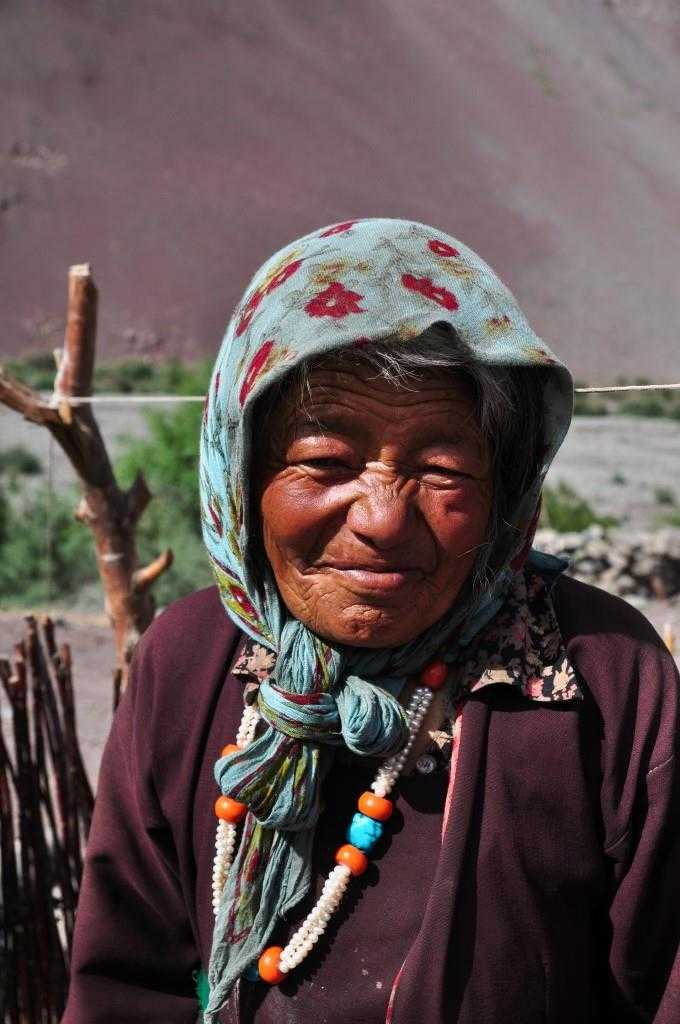 Chiang Sun Do Village near Hemis Ladakh