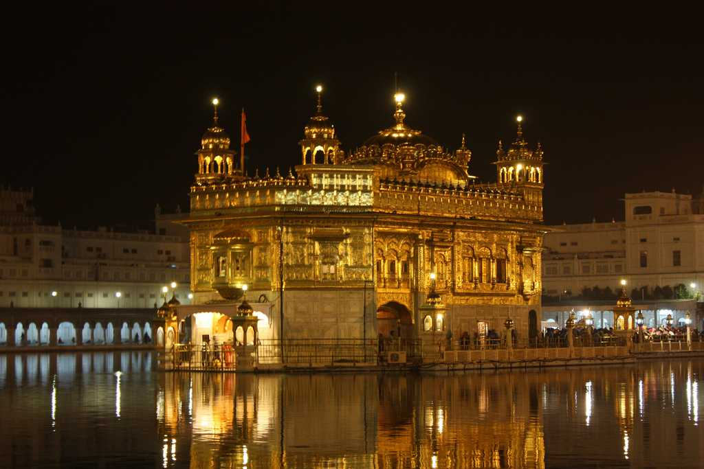 Amritsar, places to visit in november in india