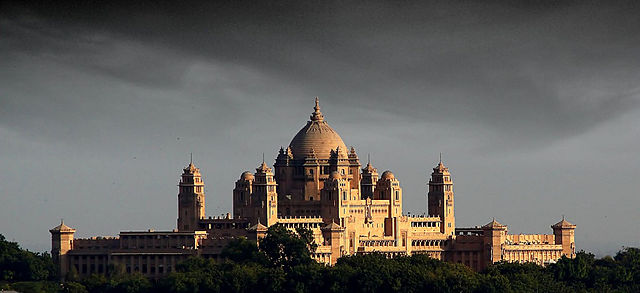 Umaid Bahavan, Jodhpur, Places to visit in India in December