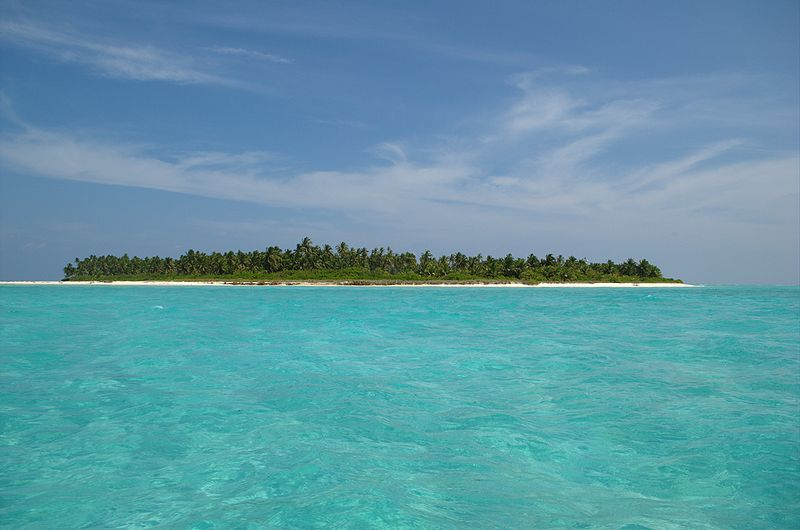 Lakshadweep Island, best places to visit in september