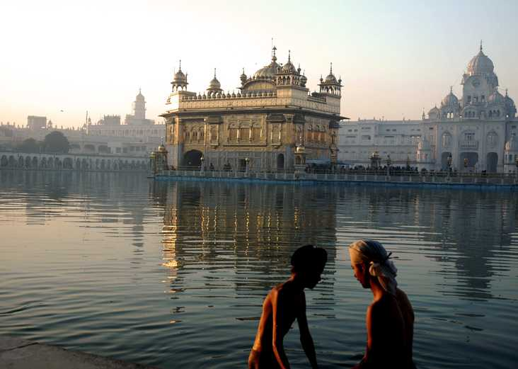 Amritsar - best places to visit in India in winter