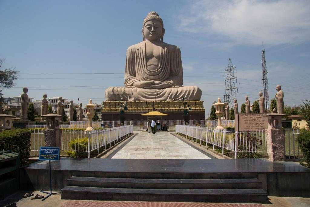 Bodh Gaya, places to visit in november in india