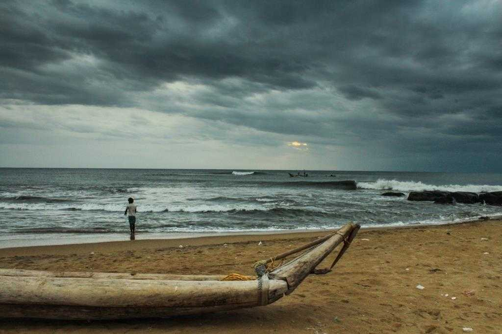 Chennai beach, December Destinations in India