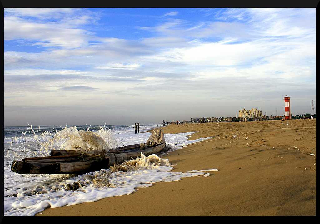 Chennai - places to visit in winter in India.