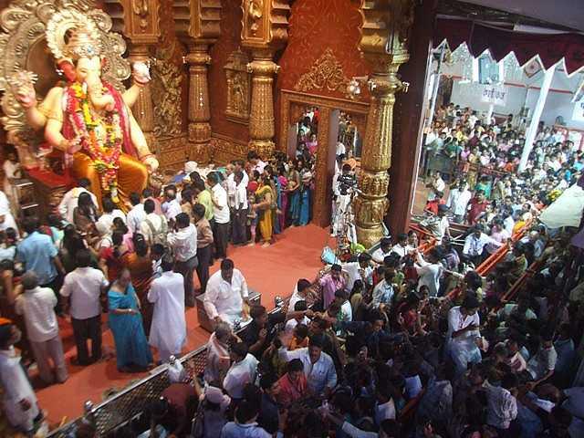 Ganesh pandals in bangalore dating
