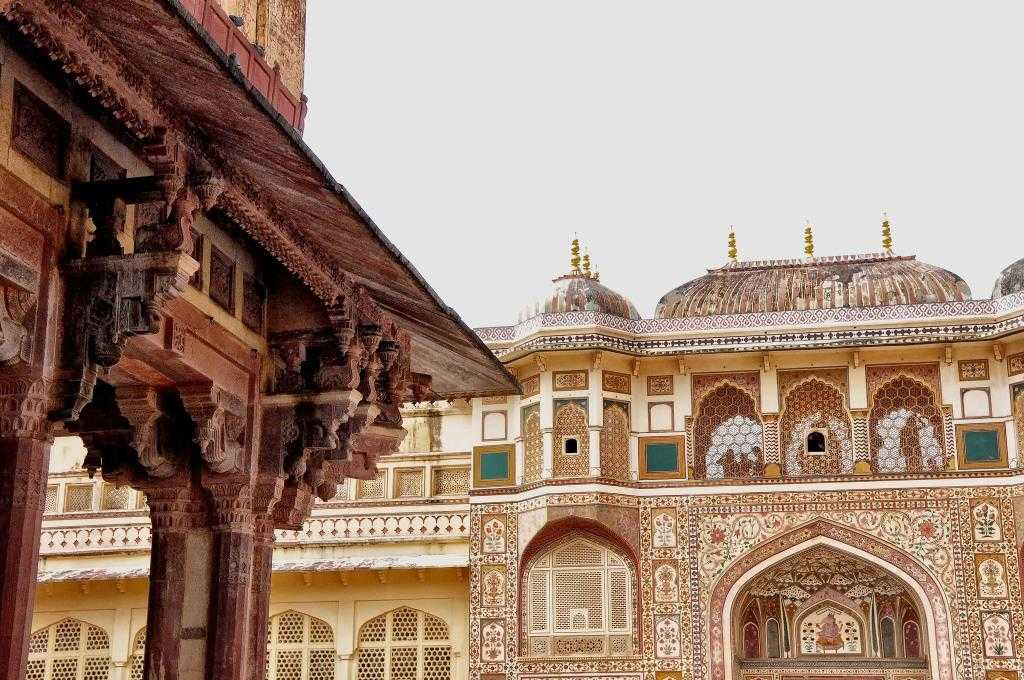 Jaipur, places to visit in winter in India.