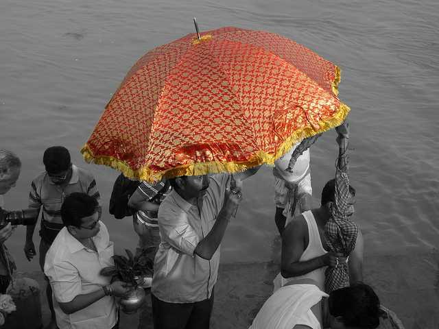 Kola Bou, Kolkata Durga Puja 2017