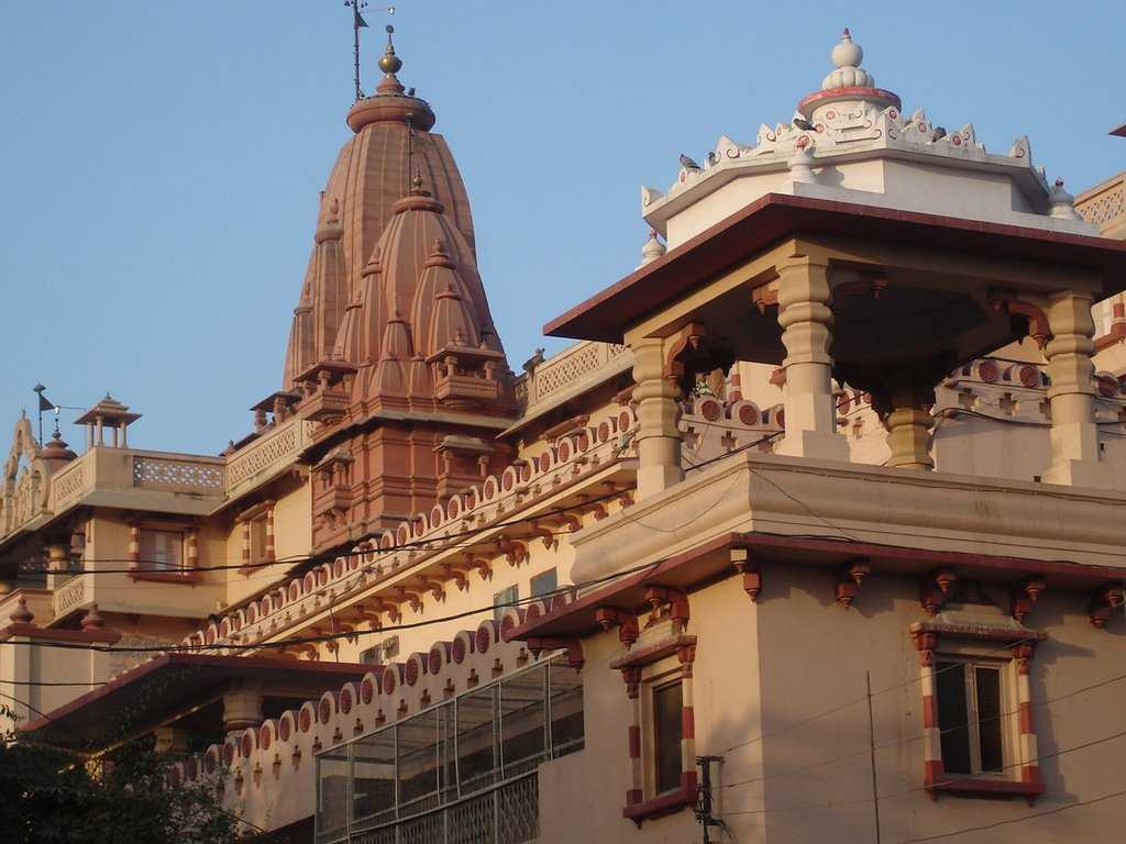 Krishna Janma Bhoomi Temple (Source)
