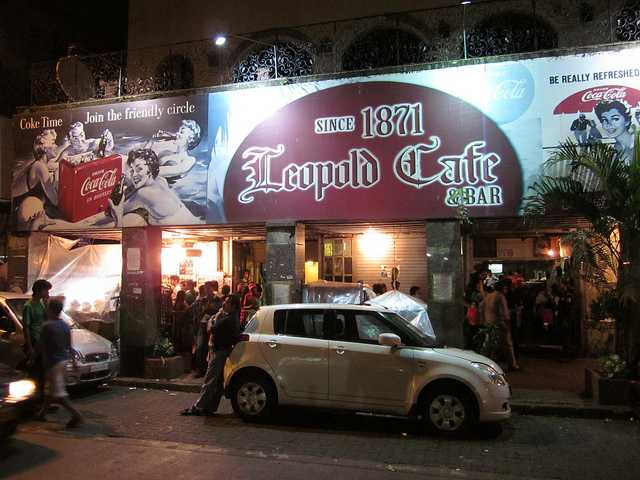 Leopold Cafe: Nightlife in Mumbai