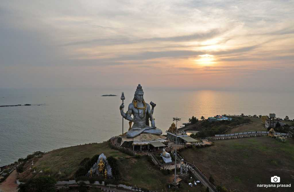Murudeshwa, Places to visit in india in december