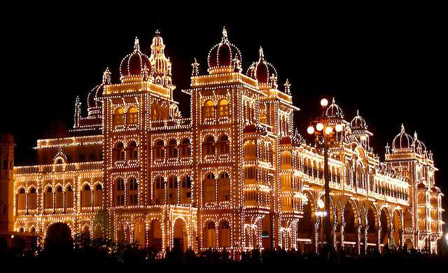 Mysore Palace, Navratri 2017 Dates and celebrations