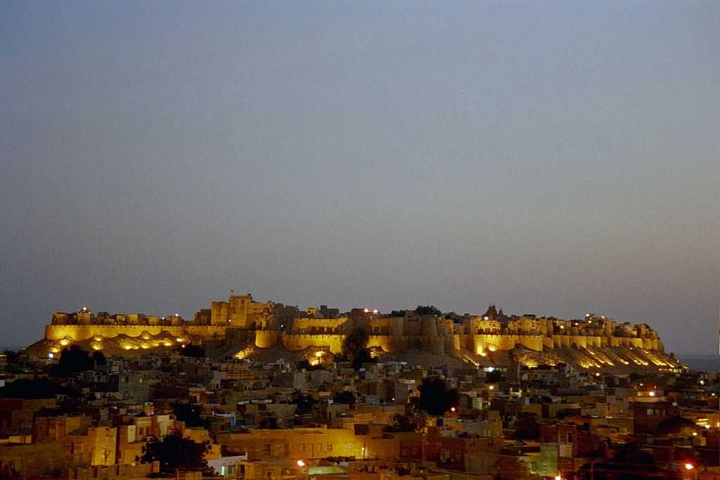 Jaisalmer Fair and Festival of India
