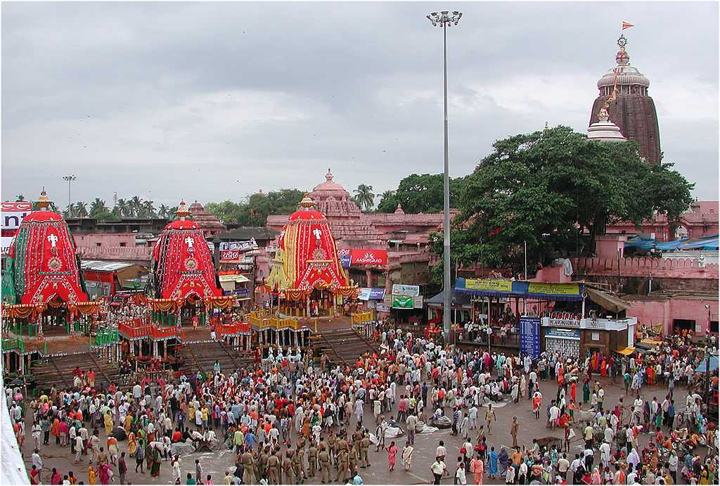 Rath Yatra Puri Odisha Fair and Festival