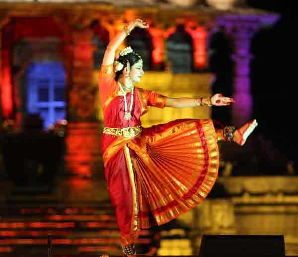 Modhera Dance Festival Gujarat Fair Celebration