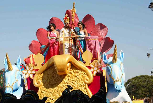 Goa Carnival Celbration Fair and Festivals of India