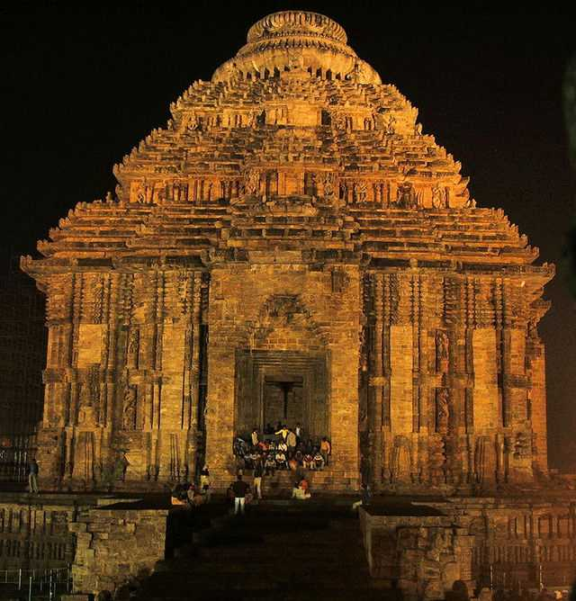 Konark Temple Odisha Fair and Festival