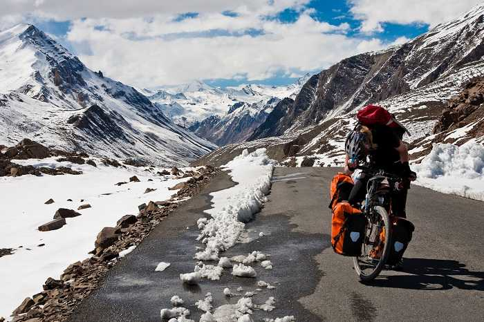 Manali Leh  best road trip in India