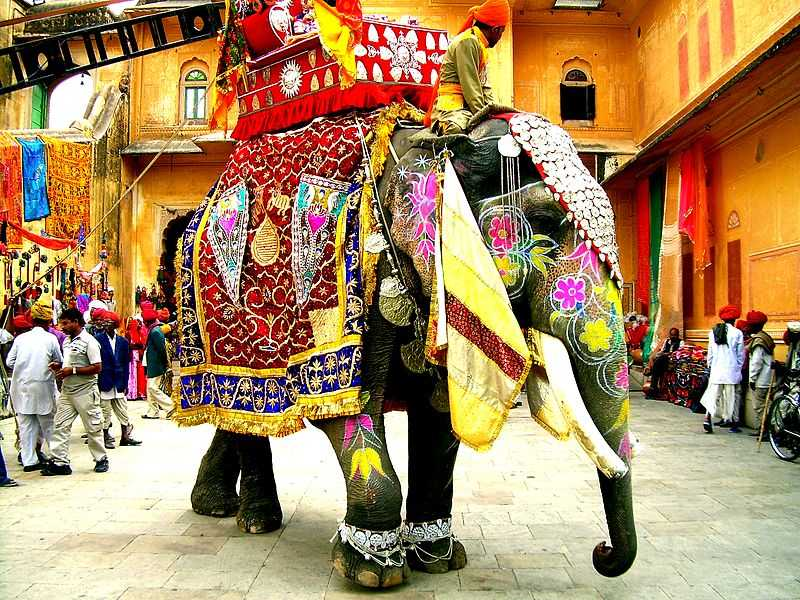 Elephant Festival, Jaipur Fair and celebration